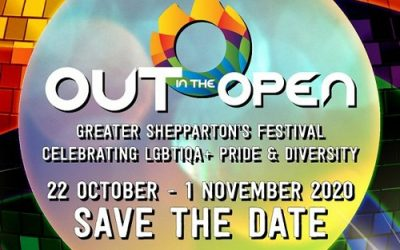 Terri Cowley Interviews Damien Stevens-Todd RE. Out in the Open Festival 2020