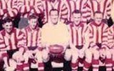 Terri Cowley's Local History Segment with John Gribben about the Miepoll Football Club