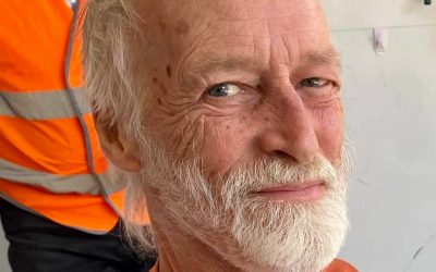 The creatures you don't see:  Goulburn Murray Landcare's John Laing