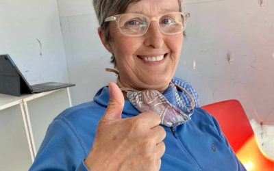 A local resident's perspective on the river: Helen Jeffs