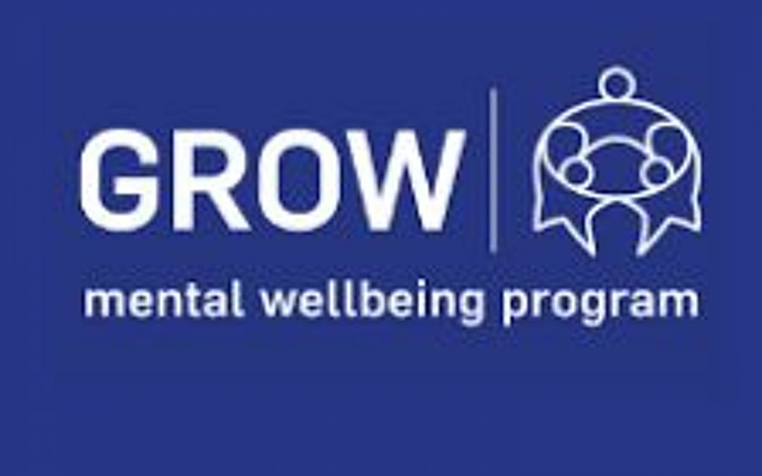 Mental Health Week: GROW's Lindy Croucher and group member Andrew from Benalla